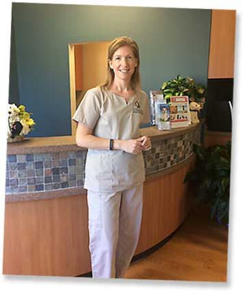 Dr. Stephanie Kube of Veterinary Neurology and Pain Management Center of New England
