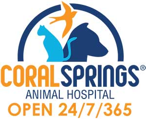 Coral Springs Animal Hospital logo