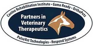 Partners in Veterinary Therapeutics logo